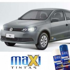 Spray Automotivo Cinza Quartzo + Spray Verniz 300ml