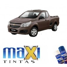 Spray Automotivo Cinza Aztec + Spray Verniz 300ml