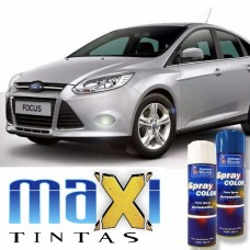 Spray Automotivo Prata Dublin + Spray Verniz 300ml