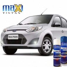 Spray Automotivo Prata Enseada + Spray Verniz 300ml