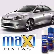 Spray Automotivo Prata Etoile + Spray Verniz 300ml
