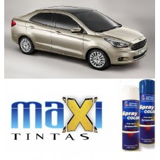 Spray Automotivo Prata Riviera + Spray Verniz 300ml