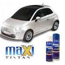 Spray Automotivo Branco Gioioso + Spray Verniz 300ml