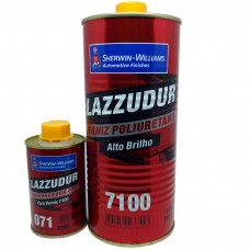 Verniz Automotivo PU 7100 Lazzuril 0,9Litros