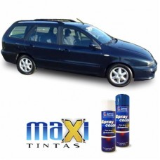 Spray Automotivo Azul Ocean + Verniz Spray 300ml
