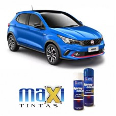 SPRAY AUTOMOTIVO  AZUL PORTOFINO + SPRAY VERNIZ 300ML