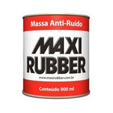 Massa Anti-Ruido 900ml MaxiRubber