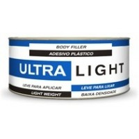 Massa Plastica Ultra Light 495g