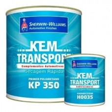 Primer Pu Kp-350 Automotivo Sherwin Williams C/ Endurecedor