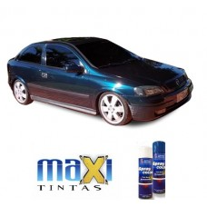 Spray Automotivo Azul Darcena GM + Verniz Spray 300ml